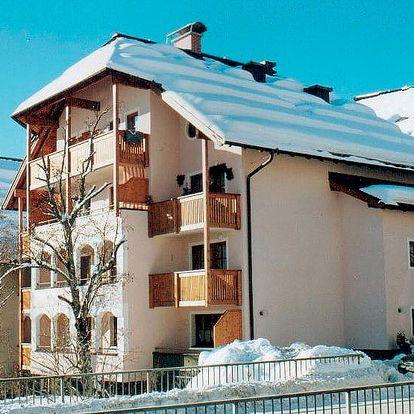 Lyžování Rakousko, Solná komora - Apartmánový dům Russbach