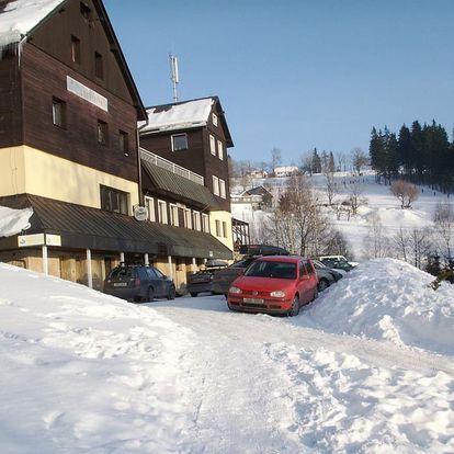 Lyžování Česko, Krkonoše - Benecko - Hotel Krakonoš