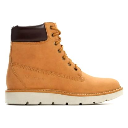 Dámské hnědé kotníkové boty Lucia 056