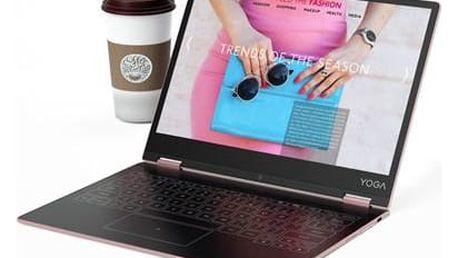 Lenovo Yoga A12 růžový (ZA1Y0096CZ)