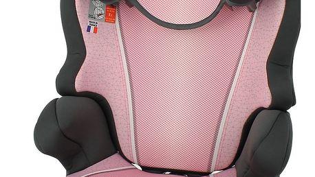NANIA Autosedačka Befix SP (15-36kg) Skyline Pink