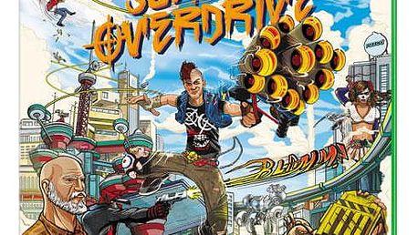 Microsoft Xbox One Sunset Overdrive (3QT-00030)