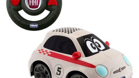 CHICCO Autíčko FIAT 500 na dálkové ovládání