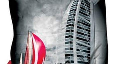 Sedací pytel designový CRAZYBAG Sailing Boat