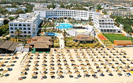 Vincci Nozha Beach Resort&Spa - Tunisko, Hammamet