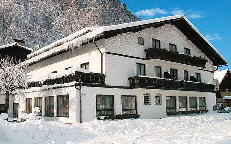 Rakousko - Solná komora na 5-8 dnů, polopenze