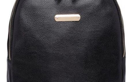 Dámský černý batoh Zazi 6606