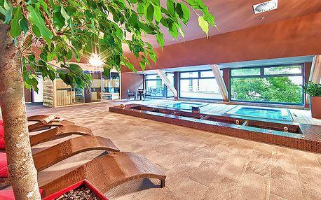 Atraktivní Trnava v luxusním 4* hotelu v centru s neomezeným wellness a vstupem do aquaparku: povánoční a silvestrovské pobyty