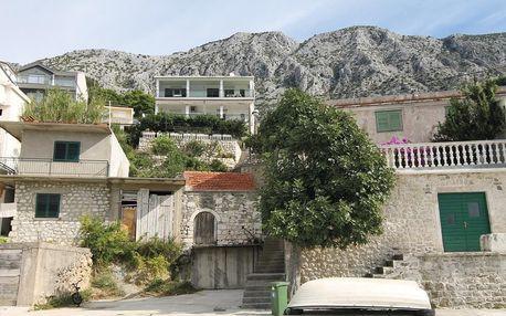 Chorvatsko - Střední Dalmácie na 9 až 10 dní, polopenze s dopravou autobusem