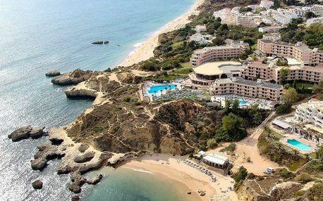 Portugalsko - Algarve na 9 dní, all inclusive s dopravou letecky z Prahy 50 m od pláže