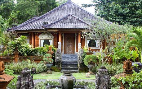 Indonésie, Bali, letecky na 8 dní snídaně
