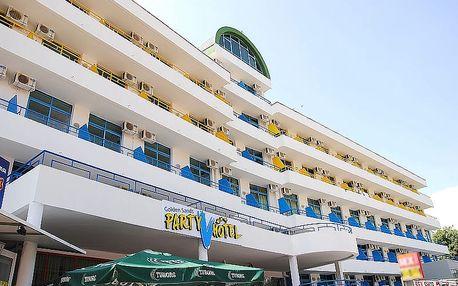 Party Hotel Golden Sands - Bulharsko, Zlaté písky