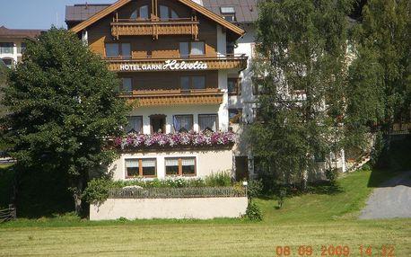 Rakousko, Tyrolsko: Hotel Garni Helvetia