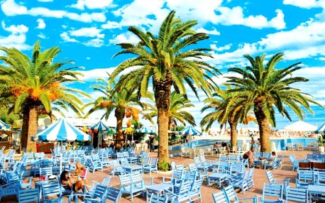 Samira Club - Tunisko, Hammamet