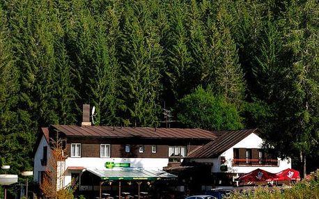 Nízké Tatry: Chata Záhradky