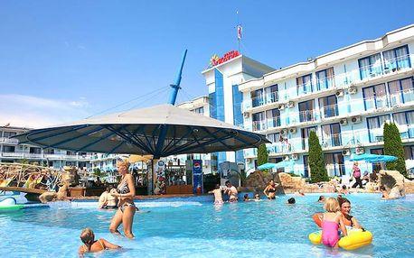 Hotel Kotva - Bulharsko, Slunečné pobřeží