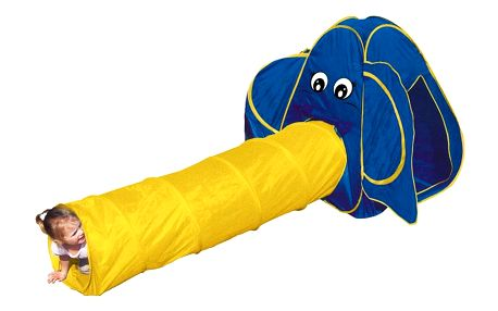Bino Prolézací stan - slon