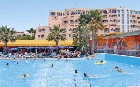 Portugalsko - Algarve na 9 dní, all inclusive s dopravou letecky z Prahy přímo na pláži