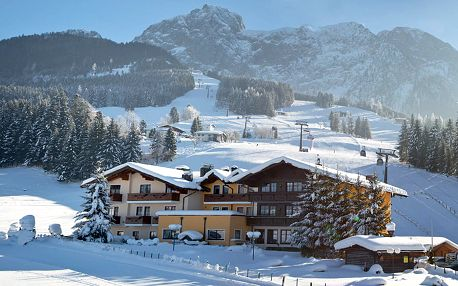 Rakousko - Dachstein West na 4-6 dnů, polopenze