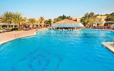 Hotel Bin Majid Beach Resort - Spojené arabské emiráty, Ras Al-Khaimah