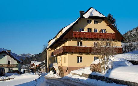 Rakousko - Tauplitz na 4 dny