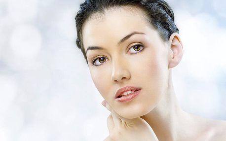 Kompletní luxusní kosmetické ošetření pleti