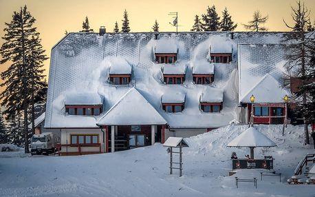Lyžování Slovinsko, Gorenjsko - Hotel Krvavec vč. skipasu