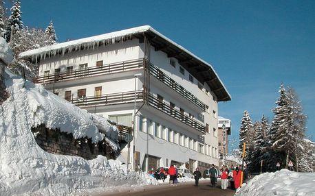 Lyžování Itálie, Skirama Dolomiti Adamello Brenta - Hotel Augustus