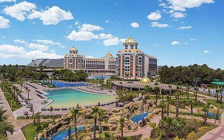 Delphin Be Resort - Turecko, Antalya