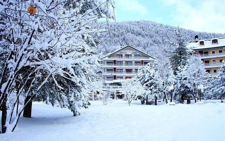 Lyžování Itálie, Valtellina - Hotel Urri - 6denní lyžařský balíček se skipasem a dopravou v ceně