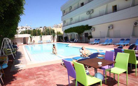 Porto Plazza Hotel - Řecko, Kréta