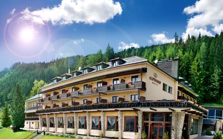 Rakousko - Stuhleck: Alpenhof Hotel Semmering