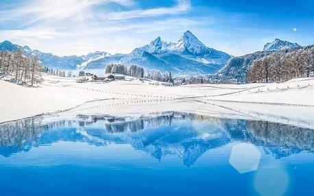 Alpy: český penzion u ski areálů a jezera