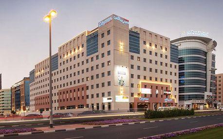 Citymax Hotel Bur Dubai - Spojené arabské emiráty, Dubai