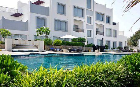 Hotel Pearl Beach Hotel - Spojené arabské emiráty, Umm Al-Quwain