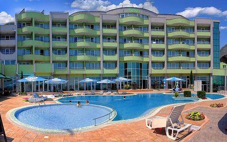 Hotel Mpm Arsena - Bulharsko, Slunečné pobřeží