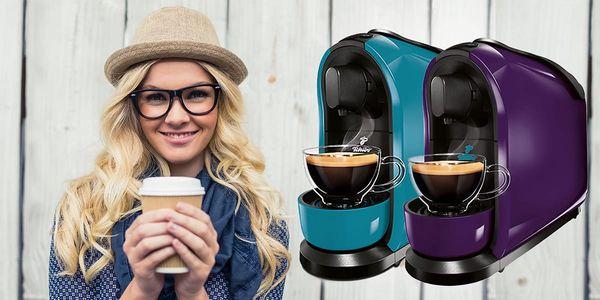 Kapslové kávovary Tchibo Cafissimo