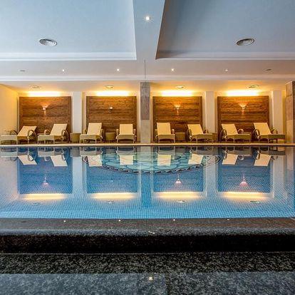 Szentgotthárd, luxusní Gotthard Therme Hotel**** s polopenzí a chodbou přímo do lázní