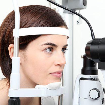 Laserová operace jednoho nebo obou očí vč. kompletní péče