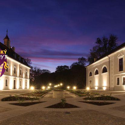 Silvestr s rautem na slovenském Château Appony ****
