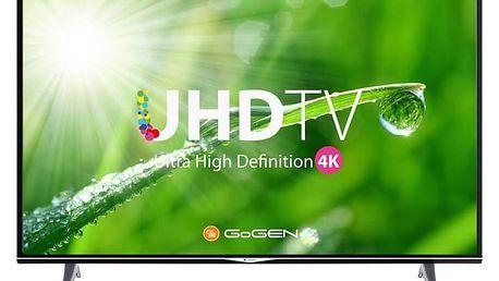 GoGEN TVU 40V298 STWEB černá