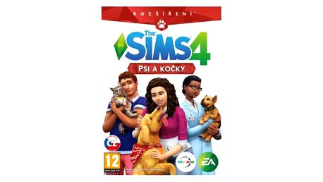 EA PC The Sims 4 - Psi a Kočky (5030938116875)