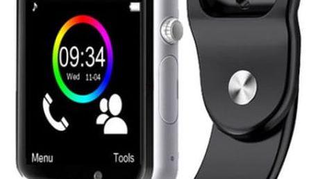Chytré bluetooth hodinky pro Android smartphony s kamerou - 6 barev