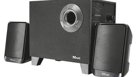 Trust Evon Wireless 2.1 černé (21184)