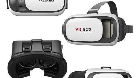 Aligator VR BOX2 černý/bílý (VRBOX2)