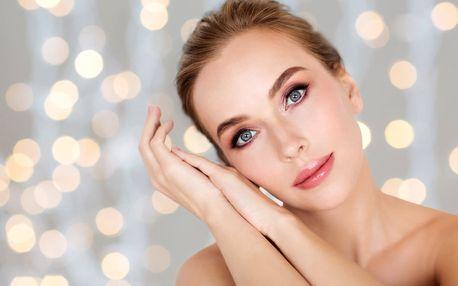 Kvalitní kosmetické ošetření pleti dle výběru