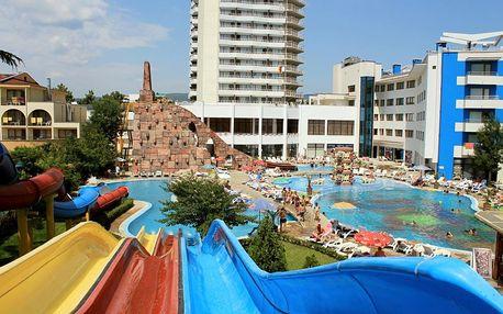 Kuban Resort & Aquapark - Bulharsko, Slunečné pobřeží