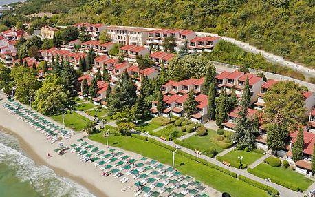 Bulharsko - Burgas (oblast) letecky na 8 dnů, all inclusive