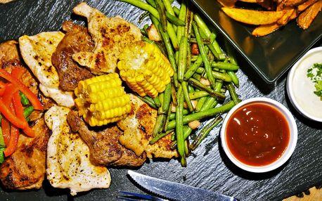 Šťavnaté steaky: roštěná, panenka, kotleta i kuřecí