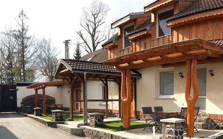 Jaro ve stylových horských apartmánech v Tatrách